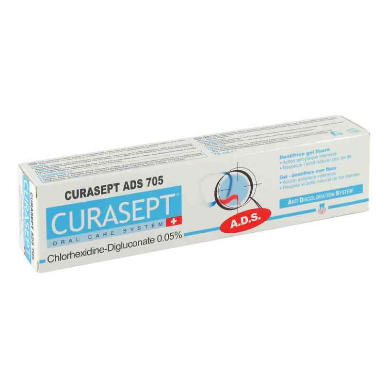 Curasept pasta do zębów 0,05% Chx Ads705  zamów na apo-discounter.pl