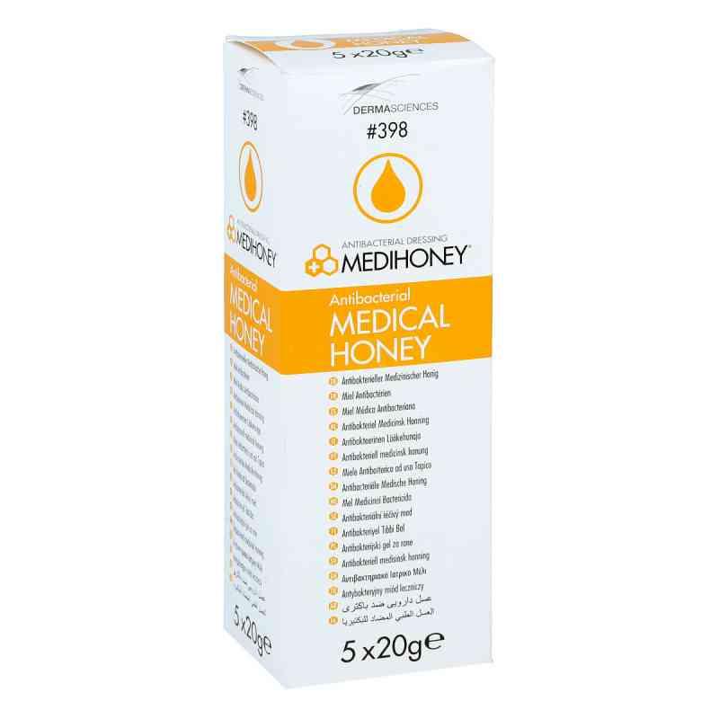 Medihoney Antibakterieller med.Honig  zamów na apo-discounter.pl