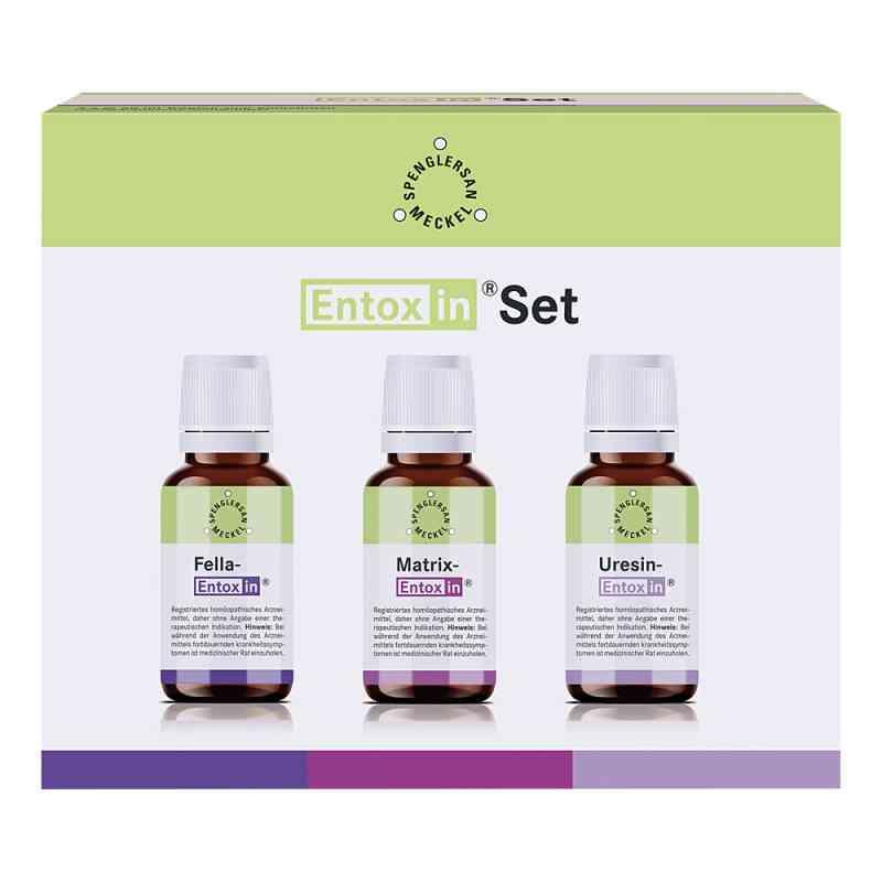 Entoxin Set Tropfen zamów na apo-discounter.pl