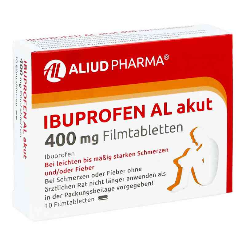 Ibuprofen  Al Akut 400 mg tabletki powlekane  zamów na apo-discounter.pl