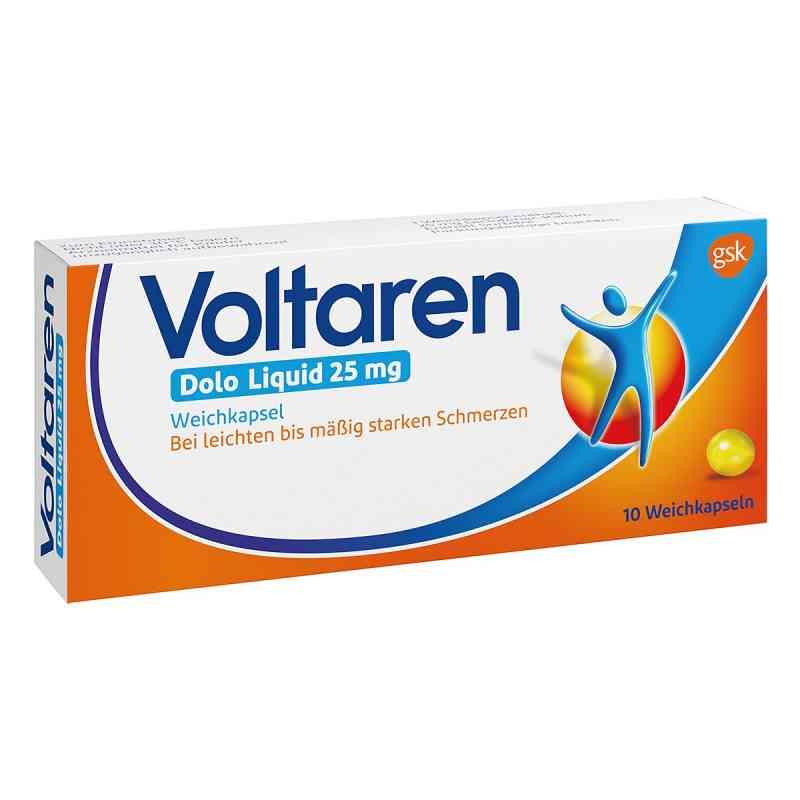 Voltaren Dolo Liquid 25 mg Weichkapseln  zamów na apo-discounter.pl