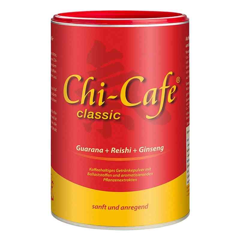 Chi Cafe Dr. Jacob's Pulver zamów na apo-discounter.pl