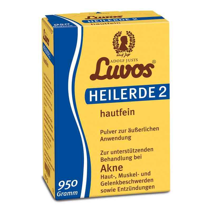 Luvos Heilerde 2 proszek leczniczy  zamów na apo-discounter.pl