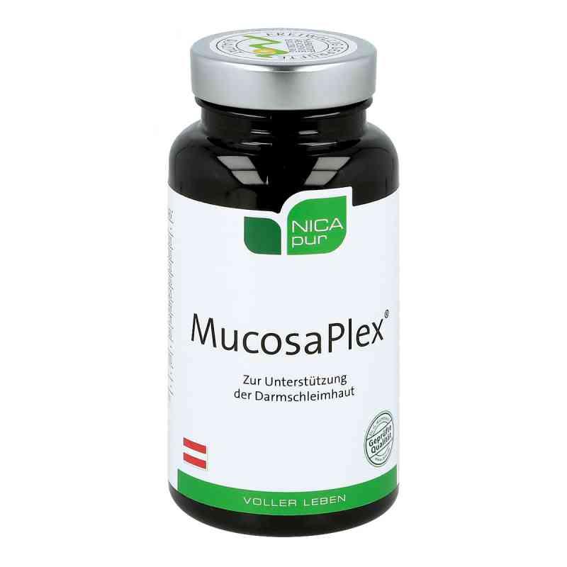 Nicapur Mucosaplex Kapseln  zamów na apo-discounter.pl