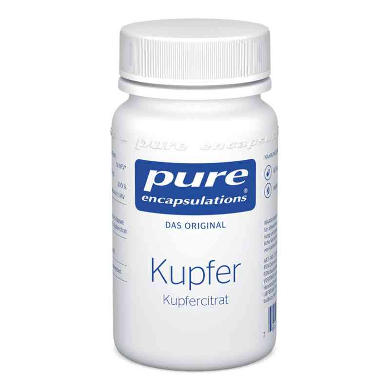 Kupfer Kupfercitrat kapsułki  zamów na apo-discounter.pl