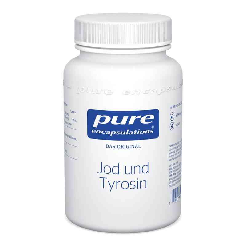 Jod Und Tyrosin Kapseln  zamów na apo-discounter.pl