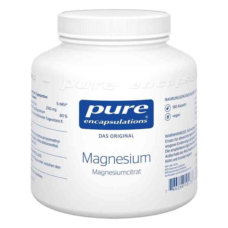 Magnesium – cytrynian magnezu w kapsułkach  zamów na apo-discounter.pl
