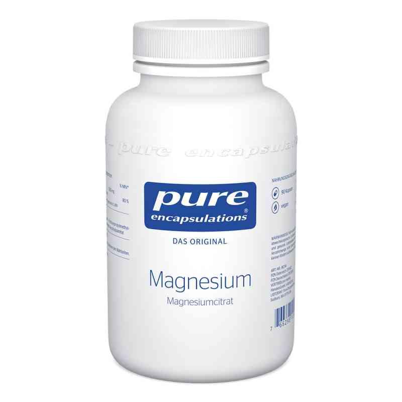 Magnesium Magnesiumcitrat Kapseln  zamów na apo-discounter.pl