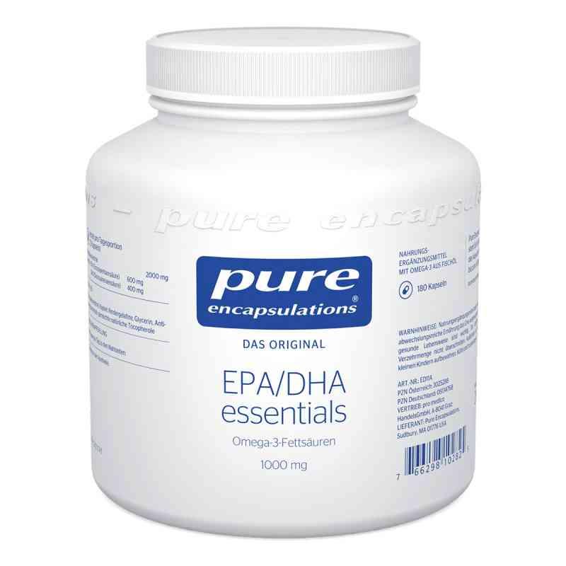 Epa Dha essentials 1000 mg Kapseln  zamów na apo-discounter.pl