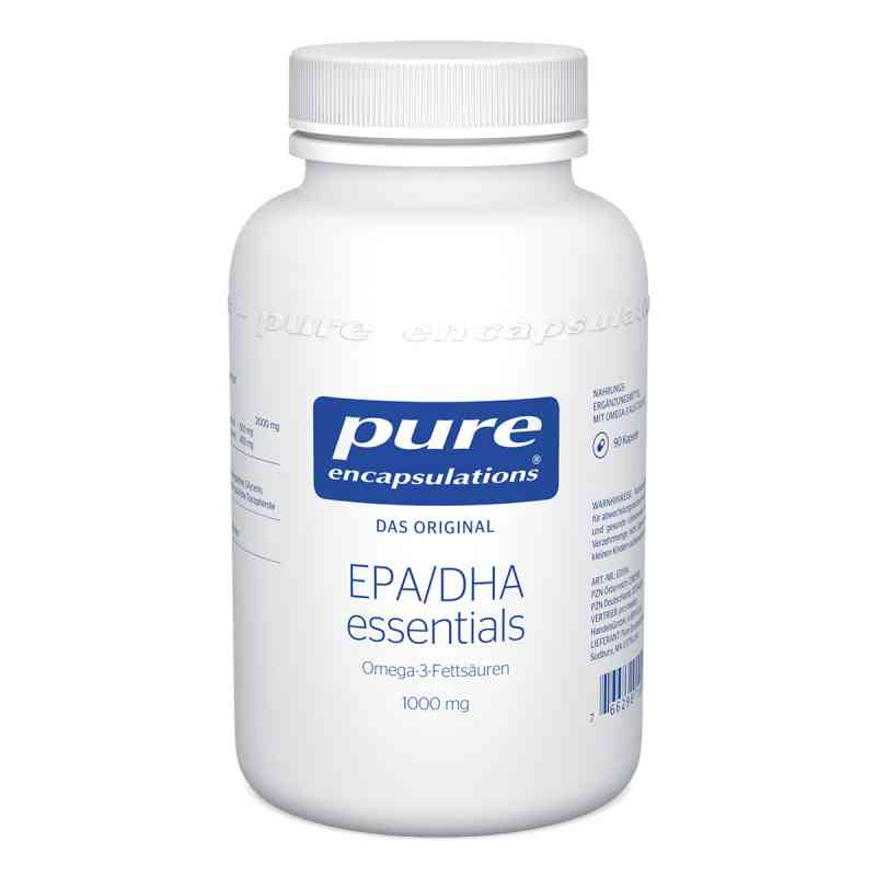 Epa Dha essentials 1000 mg kapsułki  zamów na apo-discounter.pl