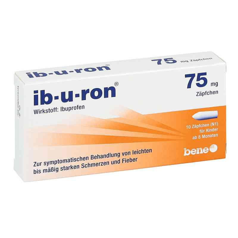 Ib U Ron 75 mg Suppos. zamów na apo-discounter.pl
