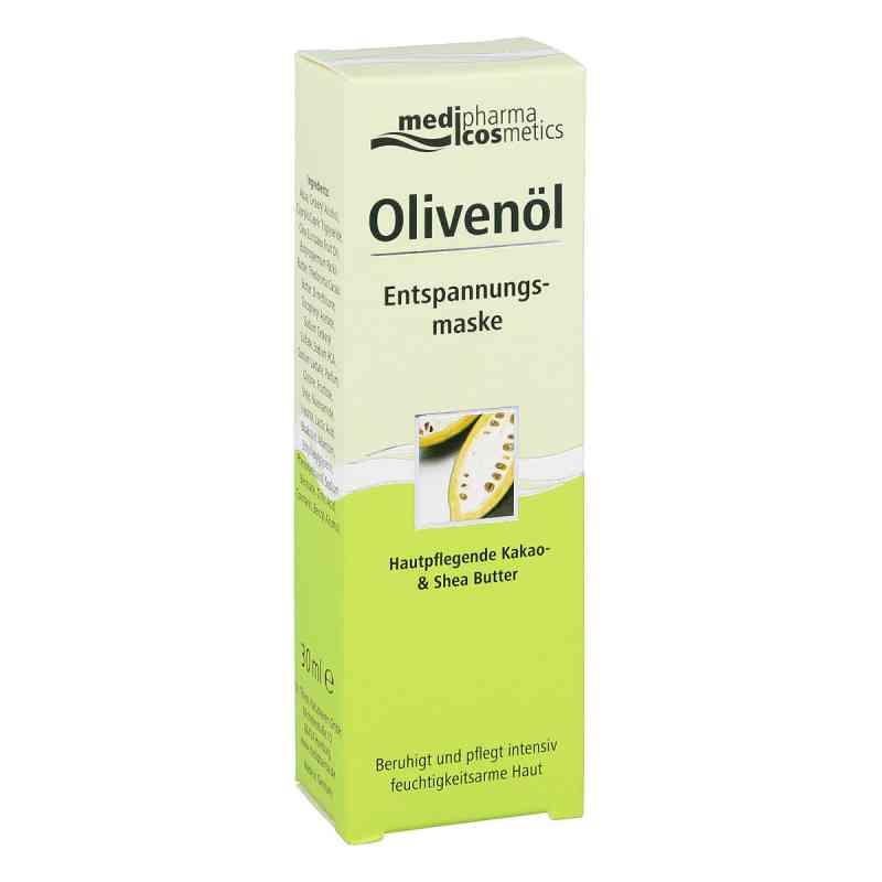 OLIVENOEL maseczka odprężająca  zamów na apo-discounter.pl