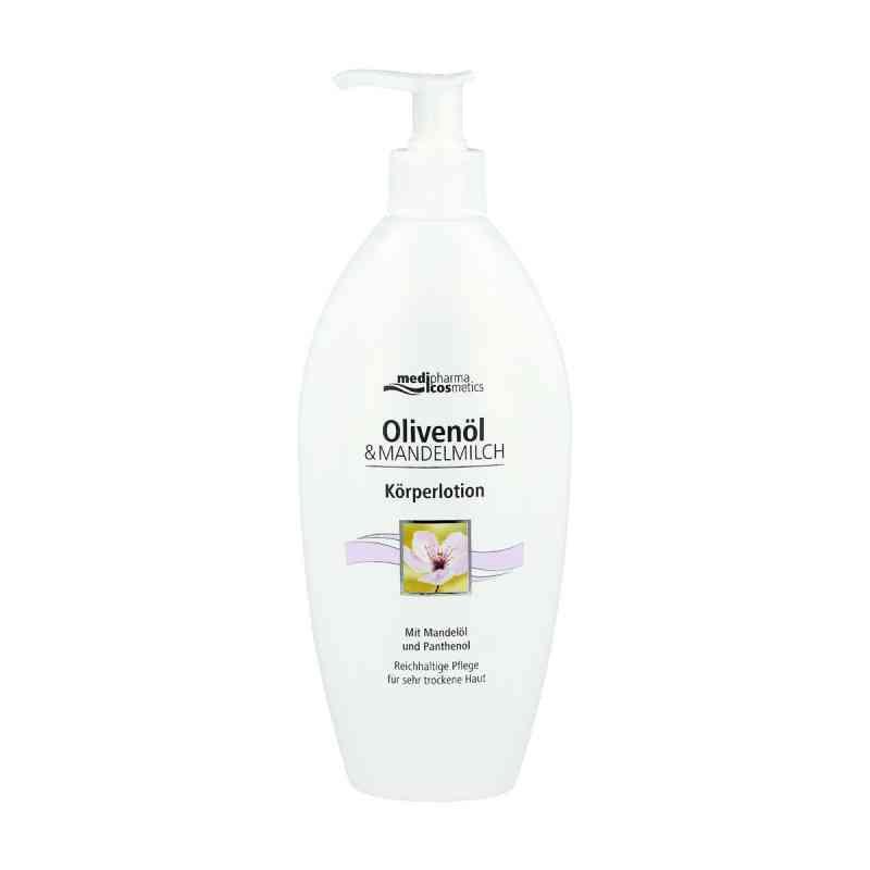 OLIVENOEL balsam do ciała z olejkiem oliwkowym i mlekiem migd. zamów na apo-discounter.pl