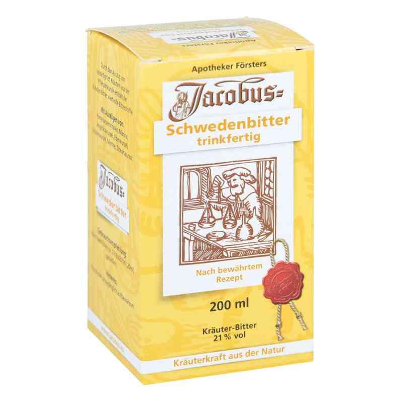 Jacobus zioła szwedzkie w płynie  zamów na apo-discounter.pl