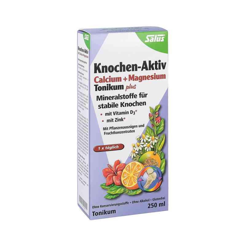 Knochen Aktiv Calcium+magnesium Tonikum plus Salus  zamów na apo-discounter.pl