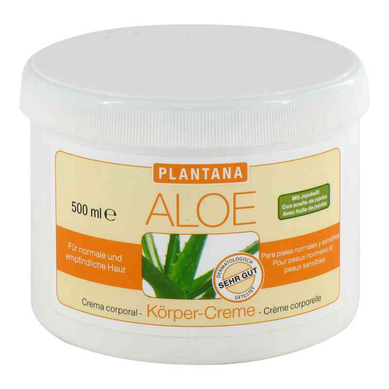 Plantana Aloe Vera Koerper Creme zamów na apo-discounter.pl