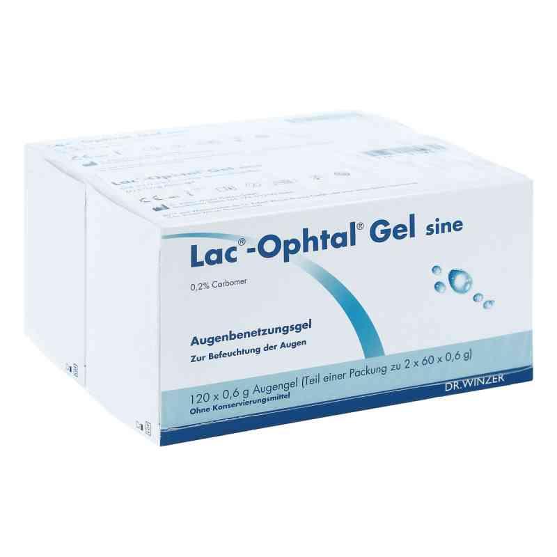 Lac Ophtal Gel sine  zamów na apo-discounter.pl