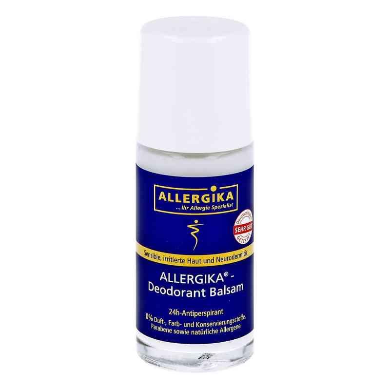 Allergika Deodorant Balsam  zamów na apo-discounter.pl