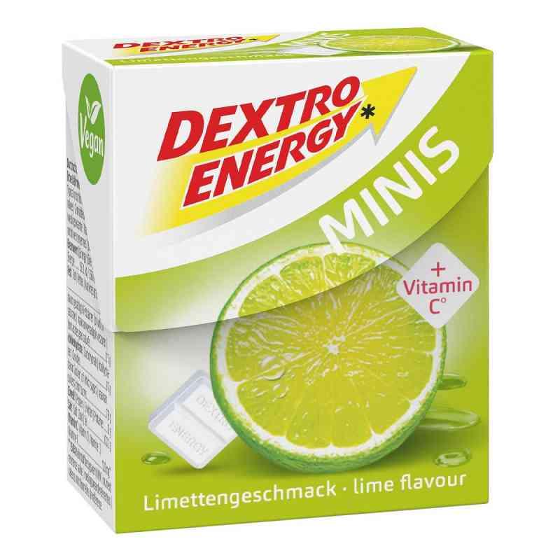 Dextro Energy cukierki o smaku limonki  zamów na apo-discounter.pl