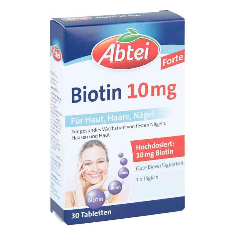 Biotyna 10 mg Abtei tabletki  zamów na apo-discounter.pl