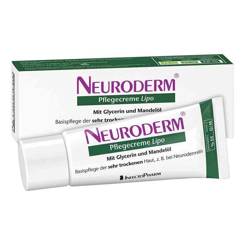 Neuroderm Lipo krem pielęgnacyjny zamów na apo-discounter.pl