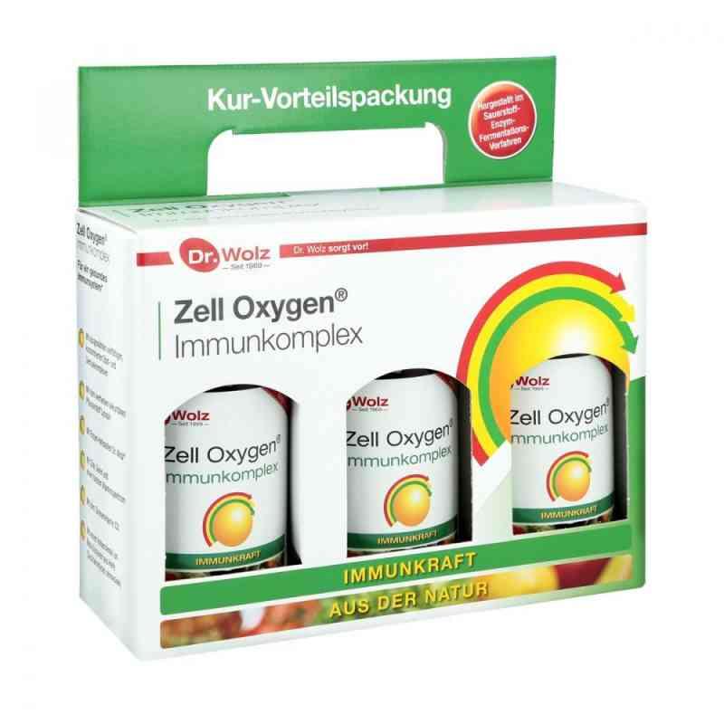 Dr Wolz Zell Oxygen Immunkomplex® Płyn do kompleksowej kuracji u  zamów na apo-discounter.pl