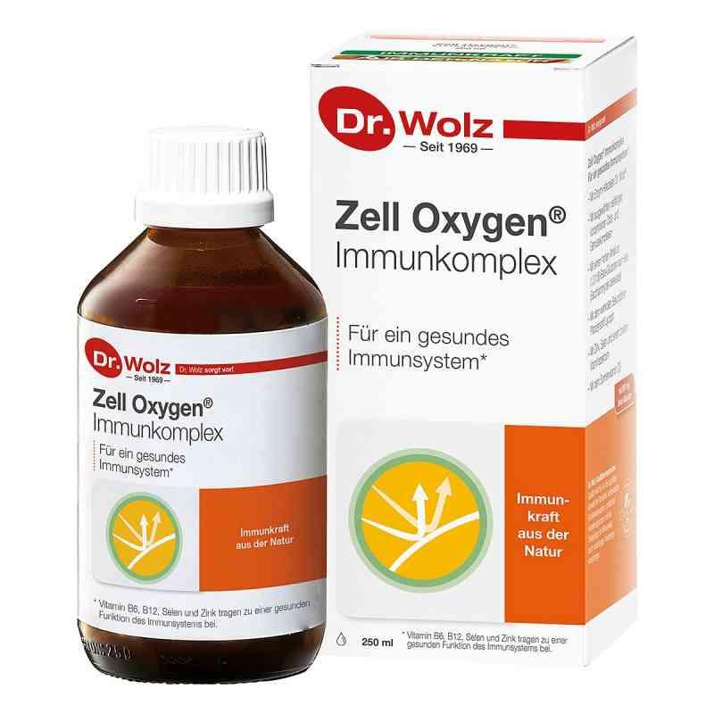 Dr Wolz Zell Oxygen kompleks immunologiczny do picia  zamów na apo-discounter.pl