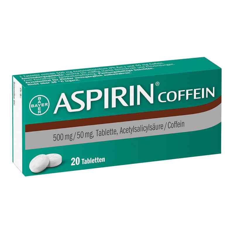 Aspirin Coffein Tabl.  zamów na apo-discounter.pl