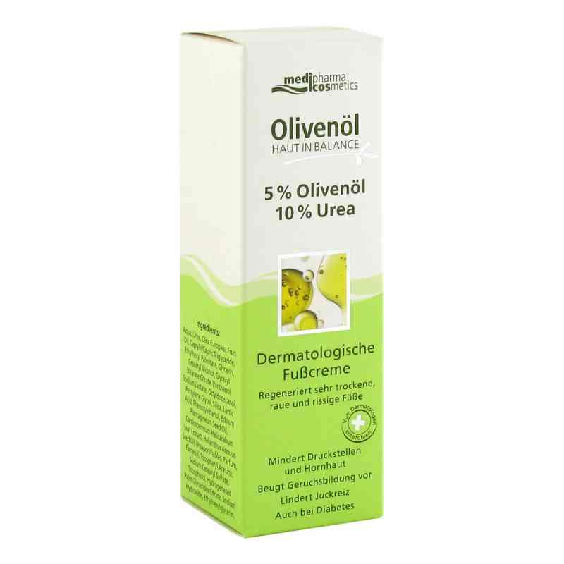 Olivenoel Haut in Balance krem do stóp 10% mocznik  zamów na apo-discounter.pl