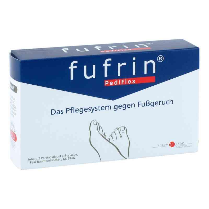 Fufrin Pediflex Pflegesyst.socke+salbe Gr.38-42  zamów na apo-discounter.pl
