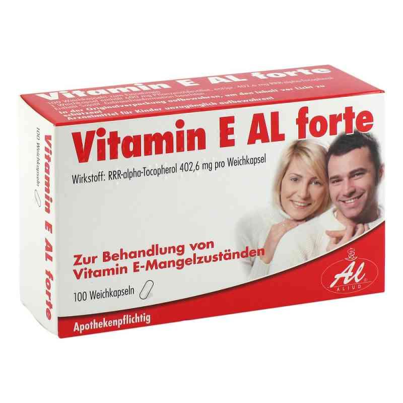 Vitamin E Al forte Kapseln zamów na apo-discounter.pl