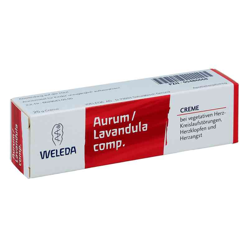 Aurum/lavandula Comp. Creme zamów na apo-discounter.pl