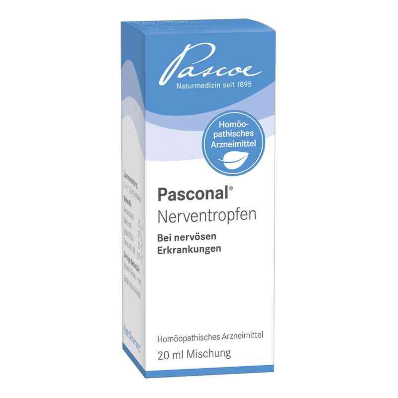 Pasconal Nerventropfen  zamów na apo-discounter.pl