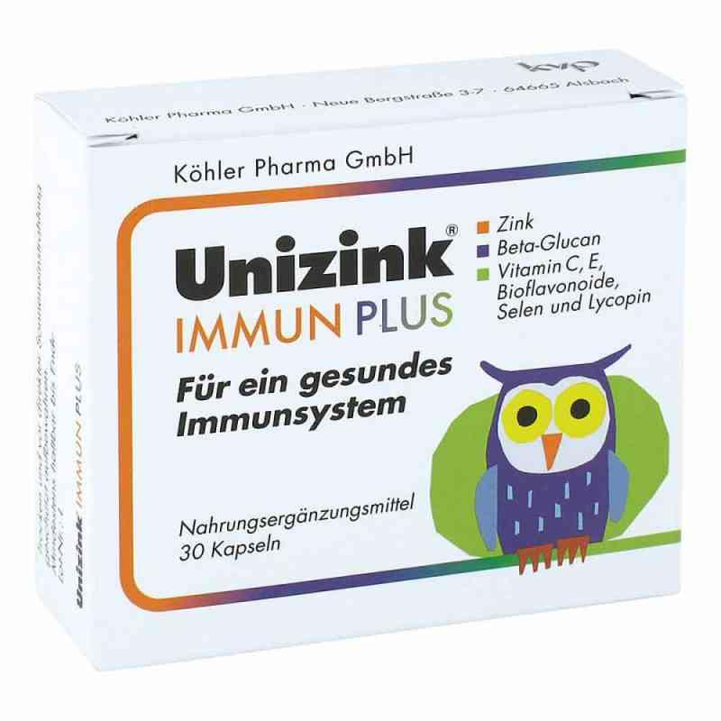 Unizink Immun Plus Kapseln zamów na apo-discounter.pl