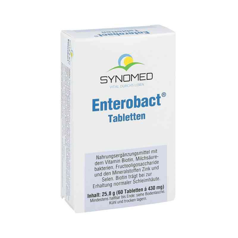 Enterobact probiotyk w tabletkach zamów na apo-discounter.pl