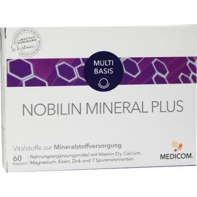 Nobilin Mineral Plus Kapseln zamów na apo-discounter.pl