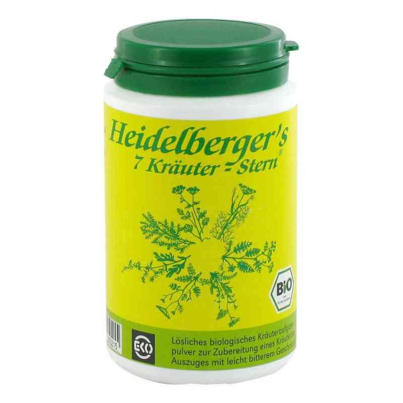 Bio Heidelbergers 7 ziół gorzkich herbata  zamów na apo-discounter.pl