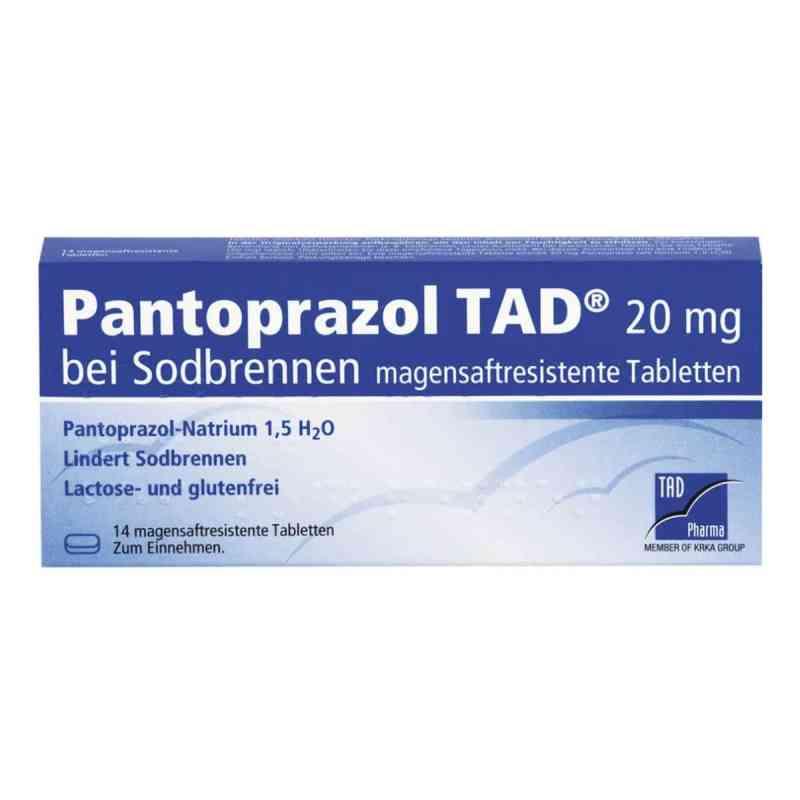 Pantoprazol Tad 20 mg b.Sodbrenn.mag.s.r.Tbl.  zamów na apo-discounter.pl