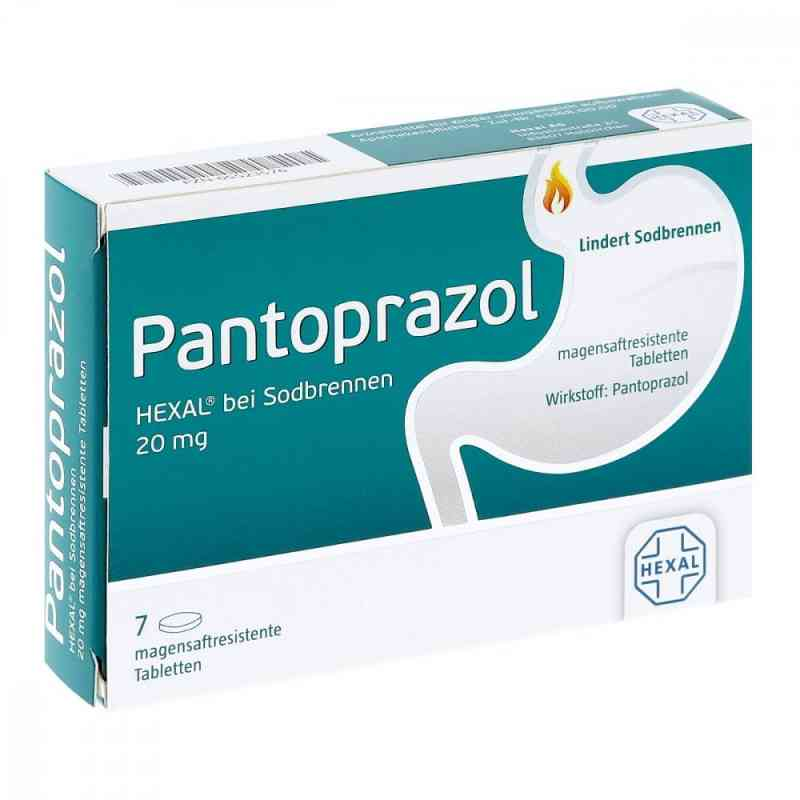 Pantoprazol Hexal b.Sodbrennen magens.r.Tabl. zamów na apo-discounter.pl