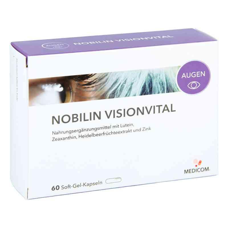 Nobilin Visionvital kapsułki  zamów na apo-discounter.pl
