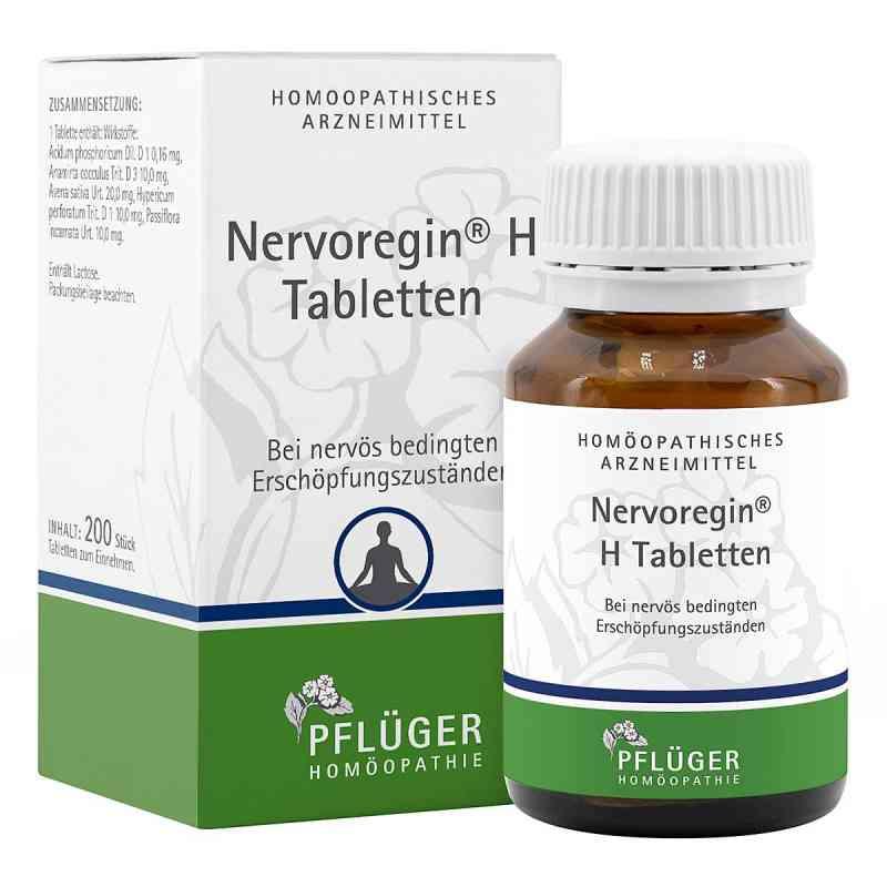 Nervoregin H Tabl.  zamów na apo-discounter.pl