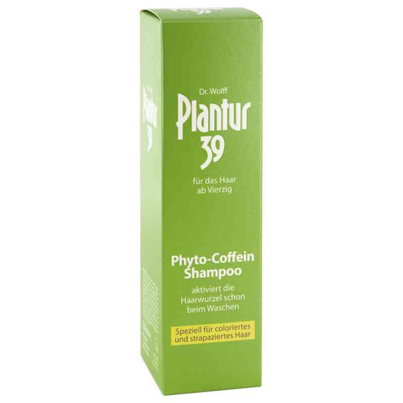 Plantur 39 szampon kofeinowy do włosów farbowanych  zamów na apo-discounter.pl