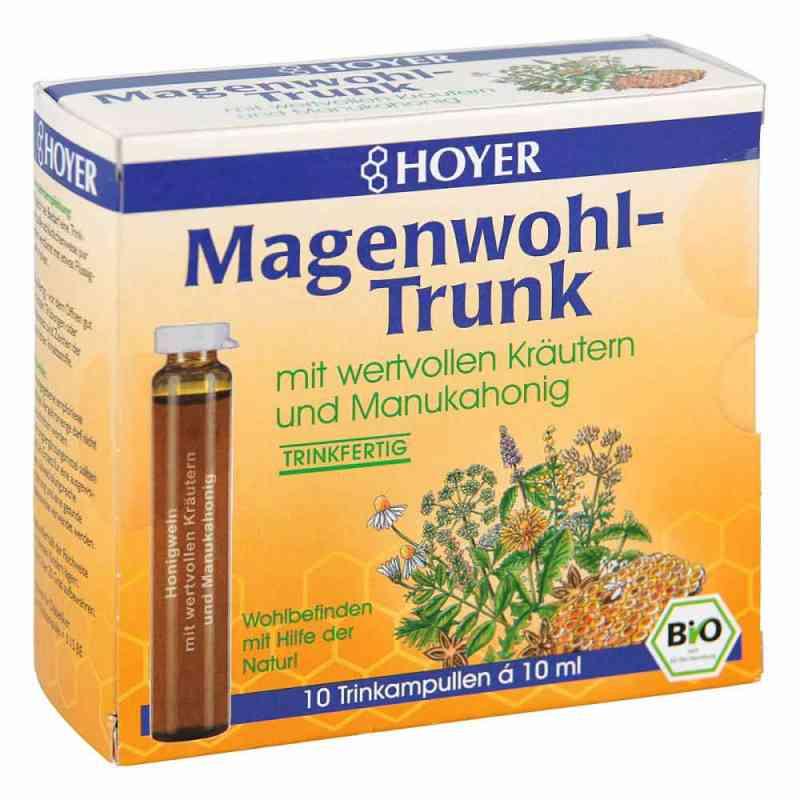 Hoyer Magenwohl Trunk ampułki do picia  zamów na apo-discounter.pl