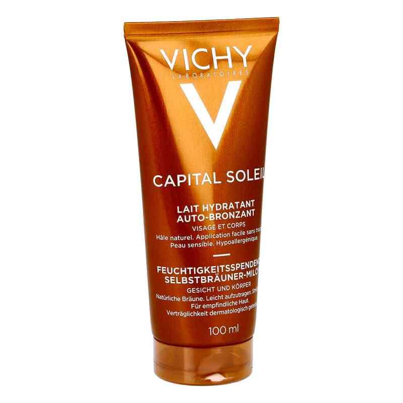 Vichy Capital Soleil mleczko samoopalające do twarzy i ciała  zamów na apo-discounter.pl