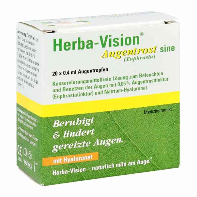 Herba Vision Augentrost sine Augentr. zamów na apo-discounter.pl