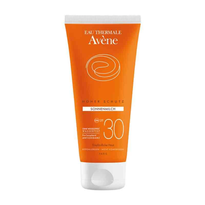 Avene Sunsitive mleczko p/słoneczne SPF 30 zamów na apo-discounter.pl