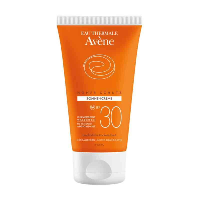 Avene Sunsitive krem p/słoneczny SPF30  zamów na apo-discounter.pl