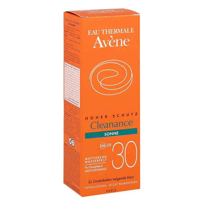 Avene Cleanance emulsja p/słoneczna SPF 30 zamów na apo-discounter.pl