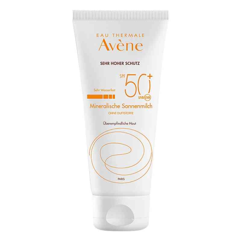 Avene mineralne mleczko p/słoneczne SPF50+ zamów na apo-discounter.pl