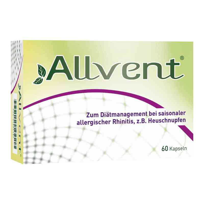 Allvent Kapseln  zamów na apo-discounter.pl